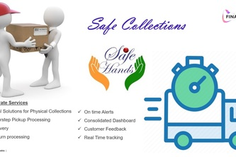 Third-party Collection & Delivery agency apps