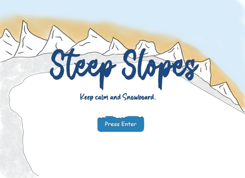 Steep Slopes – screenshot 1