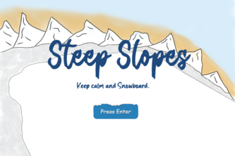 Steep Slopes