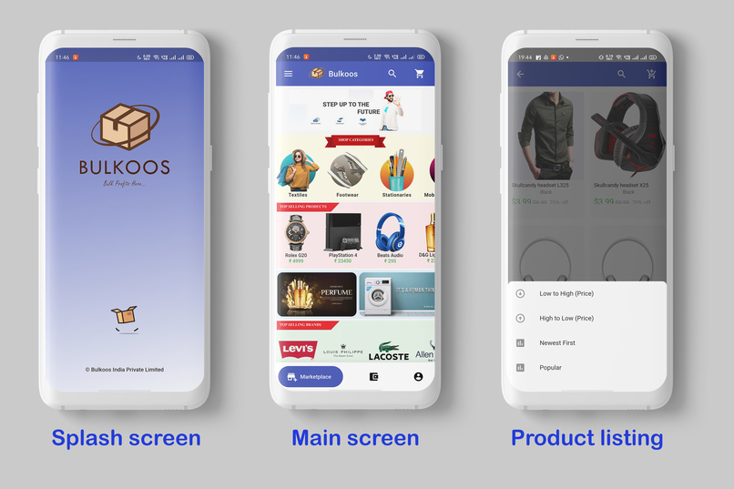 Bulkoos – screenshot 1