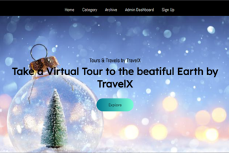 Travel-X The Winter Edition
