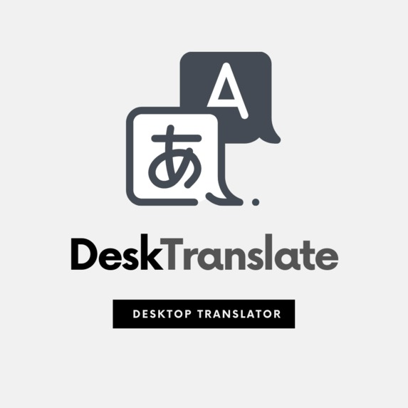 DeskTranslate – screenshot 1