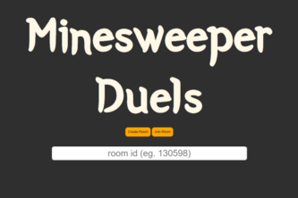 Minesweeper Duels