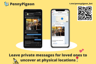 PennyPigeon: Location-Embedded Messaging