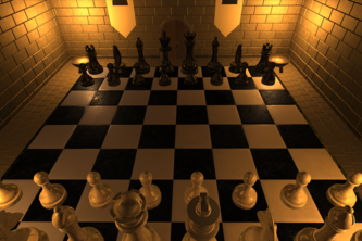 Wizard's Chess