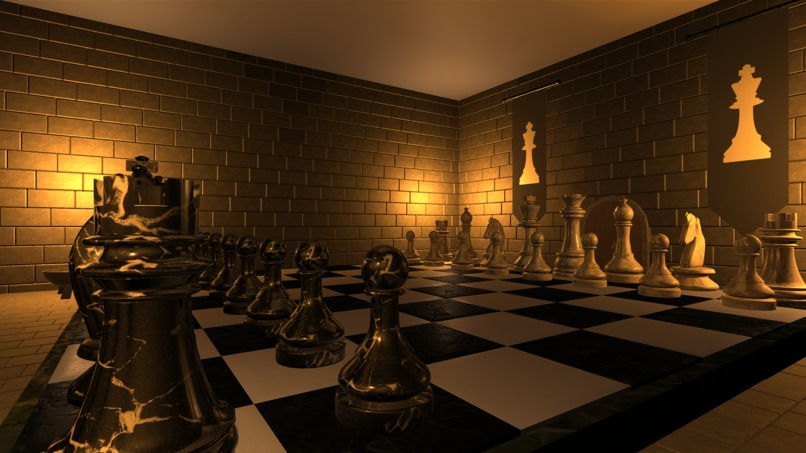 Wizard's Chess – screenshot 2