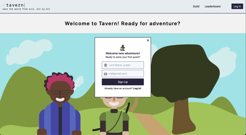 Tavern – screenshot 2