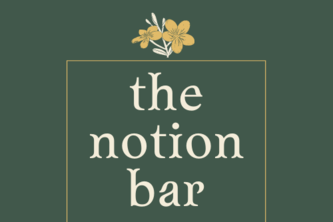 The Notion Bar