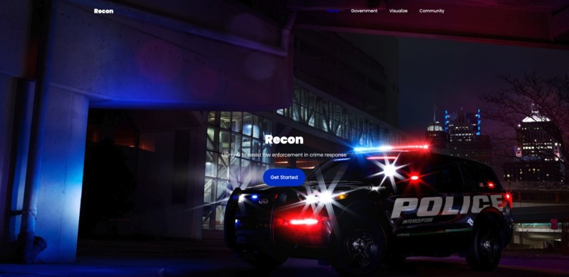 Recon – screenshot 1