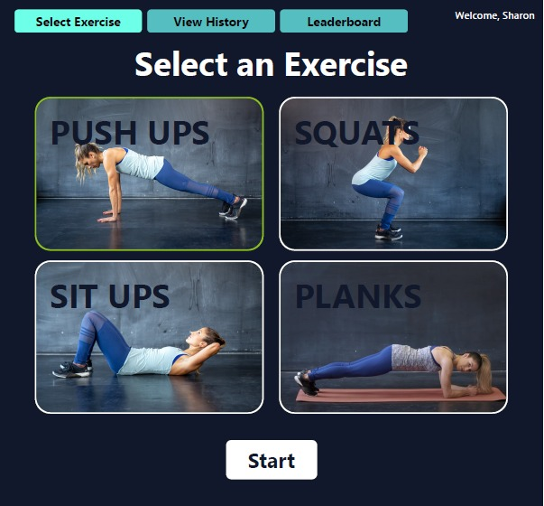 WEE FIT – screenshot 4