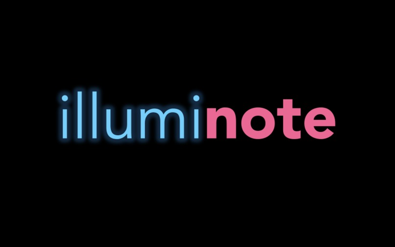 illuminote – screenshot 1