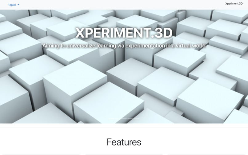 Xperiment.3d – screenshot 7