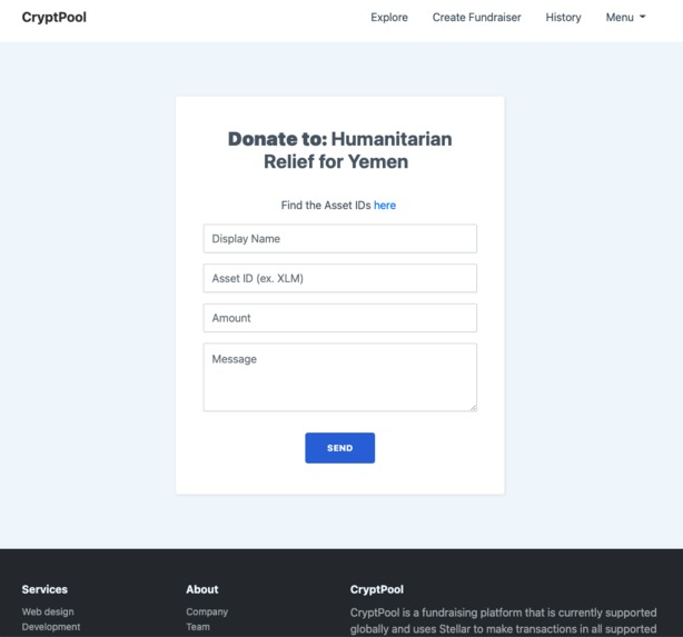 CryptPool – screenshot 5