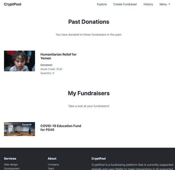CryptPool – screenshot 6