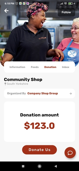 OneSpark - An ecosystem for social good – screenshot 9