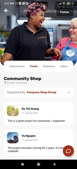 OneSpark - An ecosystem for social good – screenshot 8