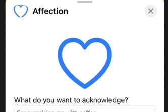 Project Affection