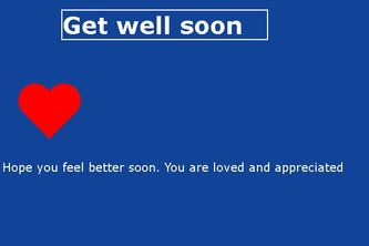 Get well soon card (Giftable Project)