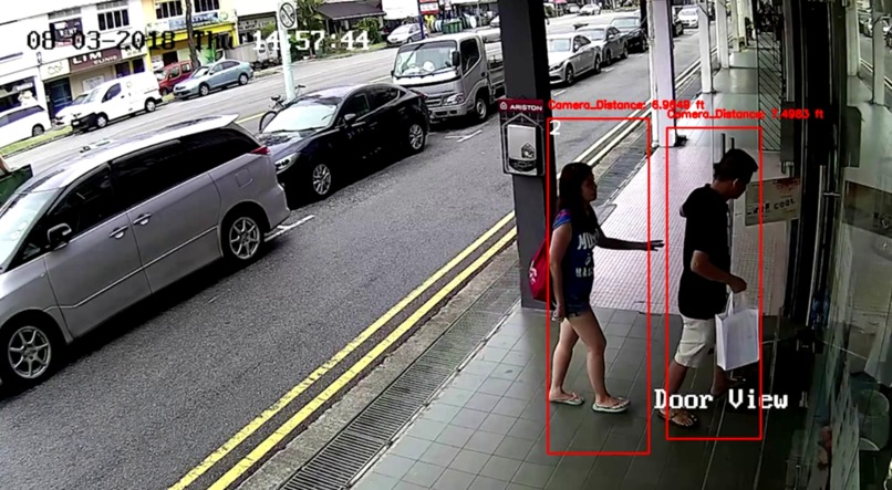 Multi Camera Smart Surveillance Network – screenshot 9
