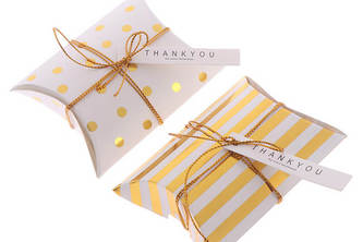 Brand Popularity With Pillow Boxes