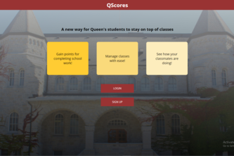 QScore - Gamify School!