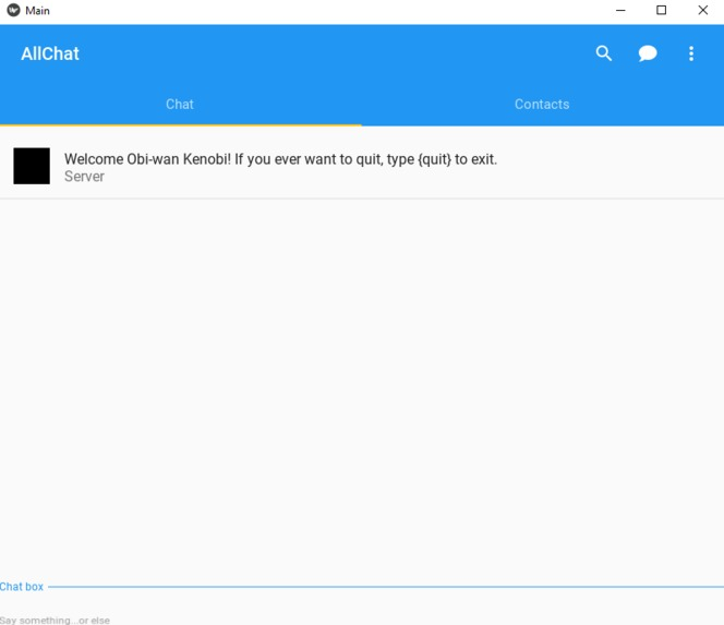 AllChat – screenshot 5