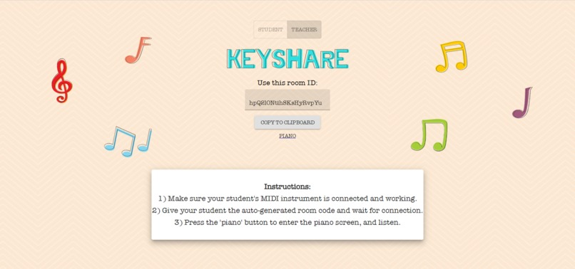 Keyshare – screenshot 1