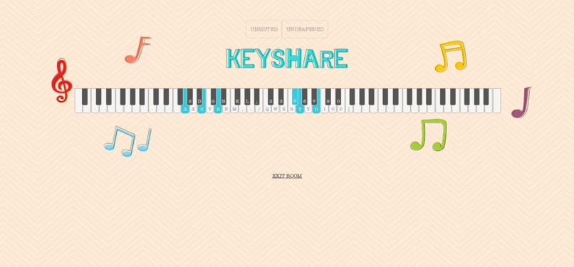 Keyshare – screenshot 3