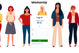 WomanUp