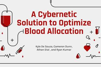 A Cybernetic Solution to Optimize Blood Allocation