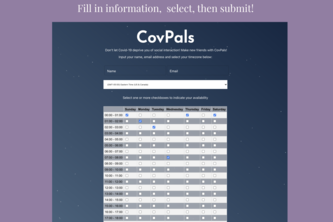 CovPals