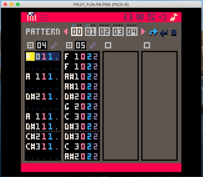 Fruit Fun Pico-8 Game – screenshot 3