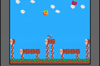 Fruit Fun Pico-8 Game