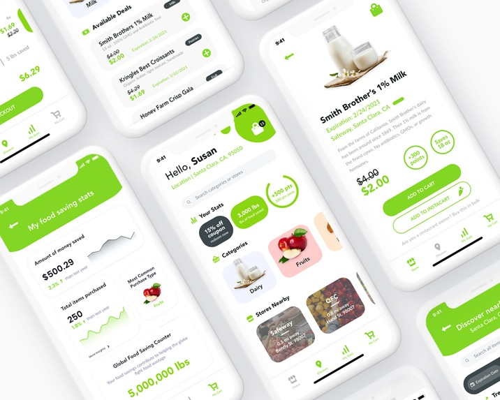 Wastely | Helping to combat food waste around the globe  – screenshot 2