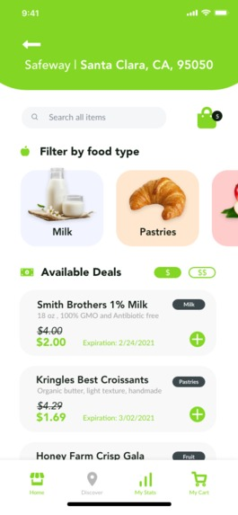 Wastely | Helping to combat food waste around the globe  – screenshot 8