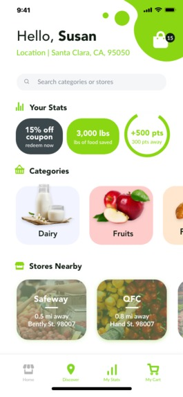 Wastely | Helping to combat food waste around the globe  – screenshot 7