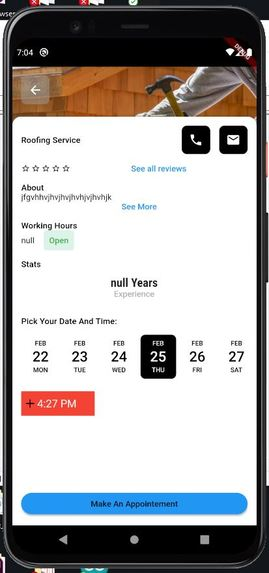 Surv App – screenshot 8