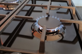 DSP- Biogas Cooker
