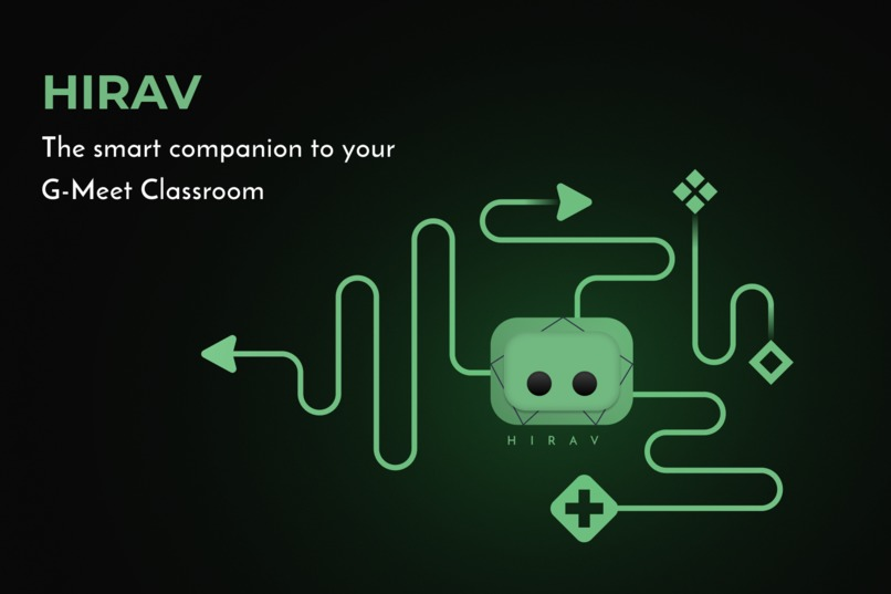 Hirav - The smart companion bot for your G-Meet  – screenshot 1
