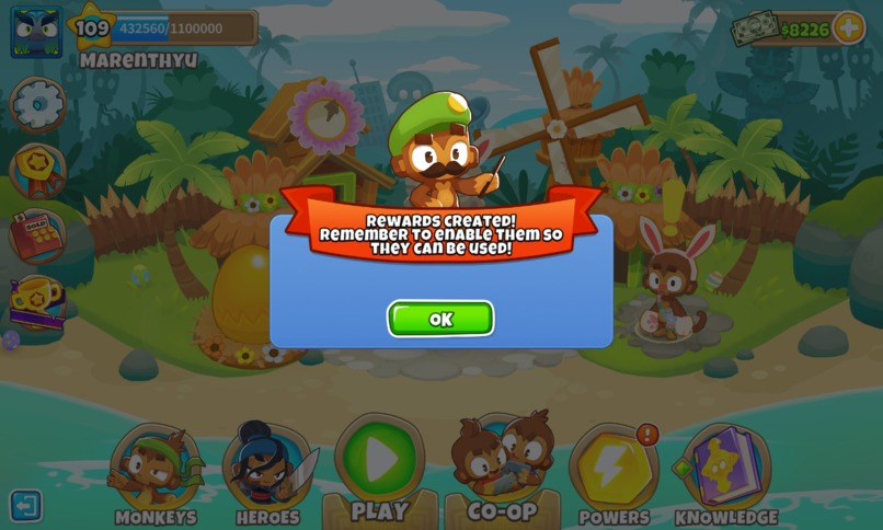 Bloons TD6 Streaming Channel Point Integration – screenshot 2
