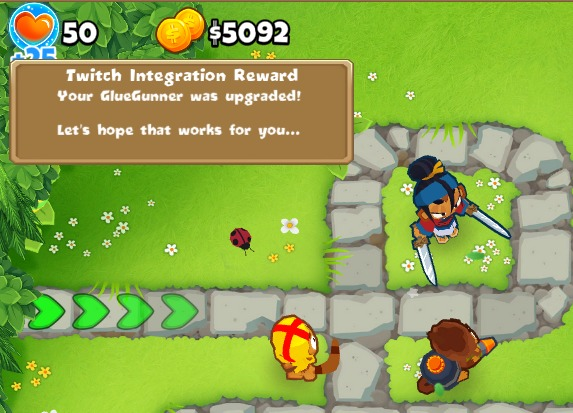 Bloons TD6 Streaming Channel Point Integration – screenshot 3