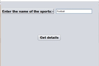 Sports Analyzer