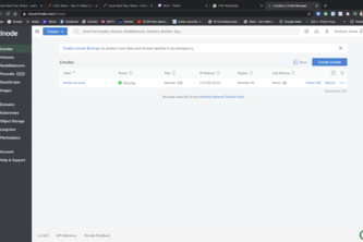 Add to an existing project using a Linode product