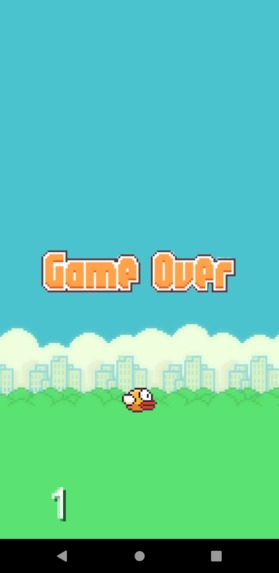 Flappy Bird Game – screenshot 3