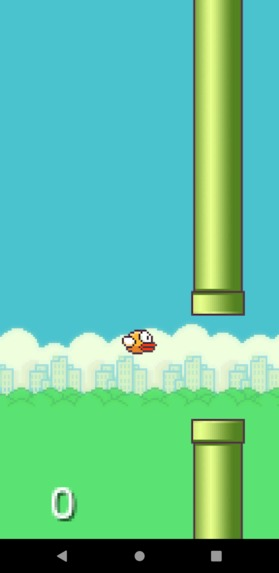 Flappy Bird Game – screenshot 2