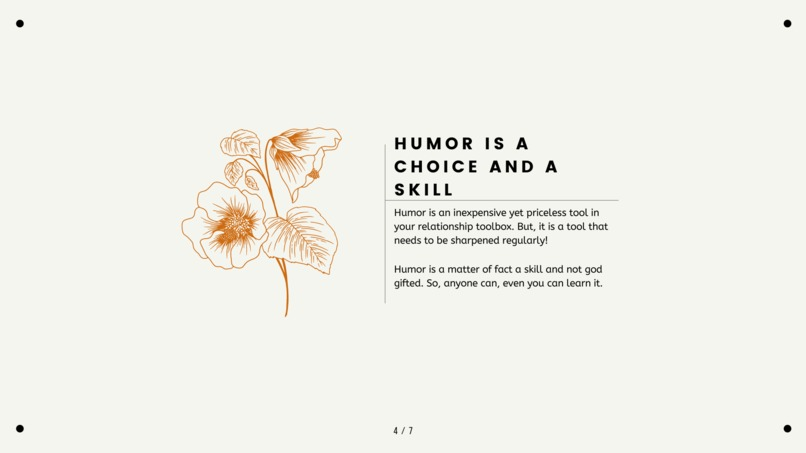 The Skill of Humor – screenshot 4