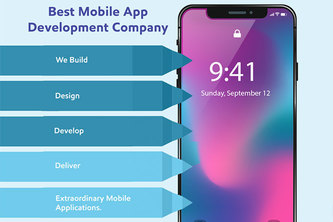 Top Mobile Apps Development Company in California