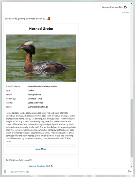 BirdBot - Computer Vision That Enables Citizen Science – screenshot 1