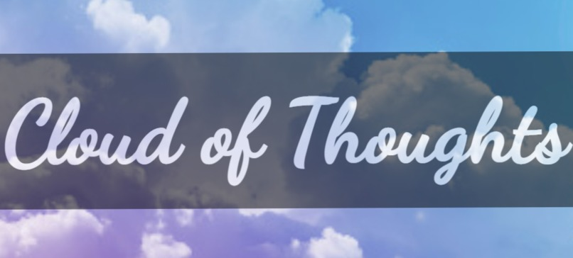 Cloud of Thoughts | Team Name RLM – screenshot 1