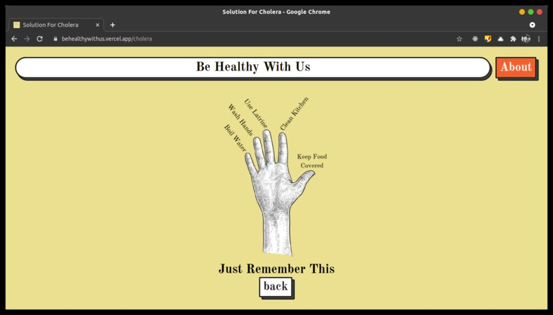 Be Healthy With Us – screenshot 8